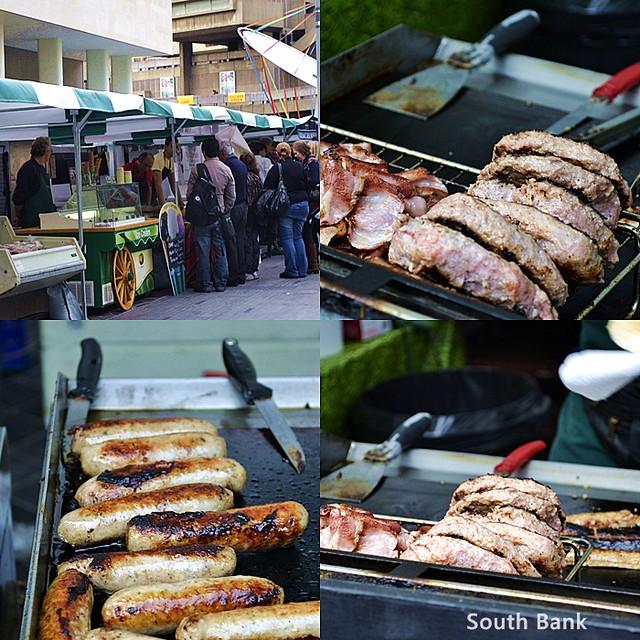 Food Near Waterloo London