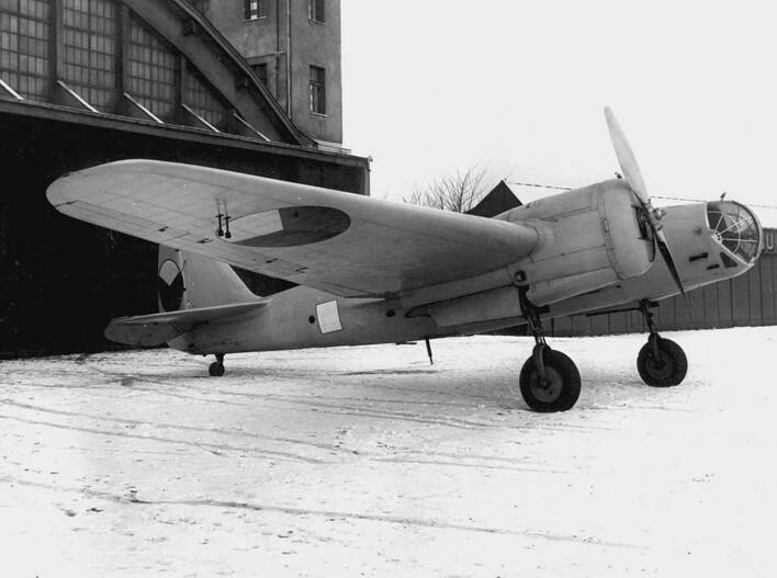 Avia B 71 Licence Built Soviet Sb Bomber Kitchener