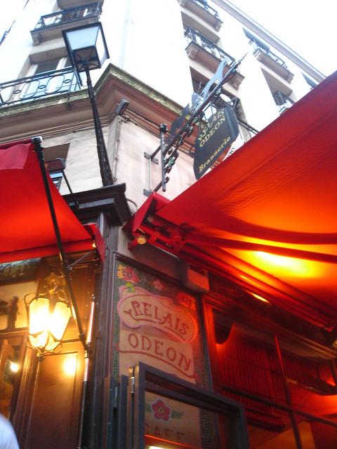 Relais Saint Germain Paris Restaurant