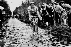 1983 - Aernhoudt - Paris - Roubaix | by Hennie Kuiper