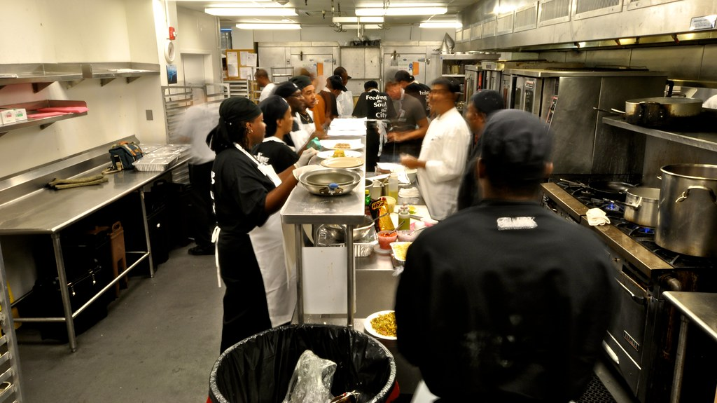 Merveilleux ... DC Central Kitchen   Indique Heights Teaches | By Geoff Livingston