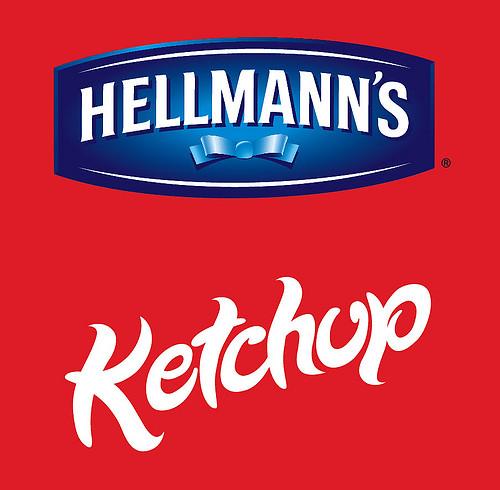 logo ketchup hellmann s fanaticosdelketchup flickr rh flickr com ketchup coloring pages ketchup logo