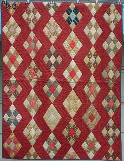 Antique Zig Zag quilt | by ann_champion