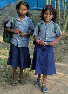 Off to School - Kerala | by FabIndia