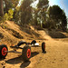 Mountainboarding . HDR