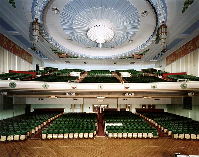 Forum Bath Auditorium The Forum Cinema Bath Designed By