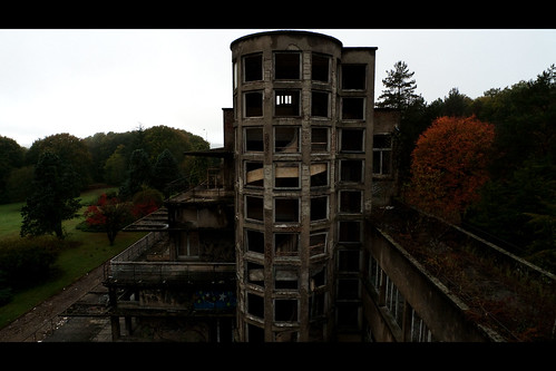 Sanatorium | by Nicolas Grout