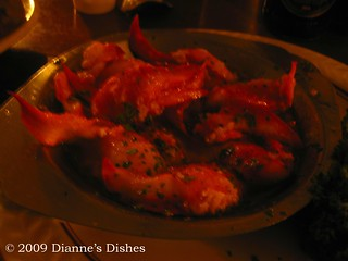 Tavern on Main Chepachet, RI: Lazy Man's Lobster | by Dianne's Dishes