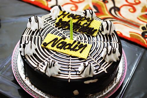 cake for happy birthday