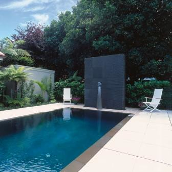 Natural habitats landscapes residential swimming pool desi for Pool design new zealand