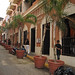 San Juan, Puerto Rico / Front of La Mallorquina, oldest restaurant in PR