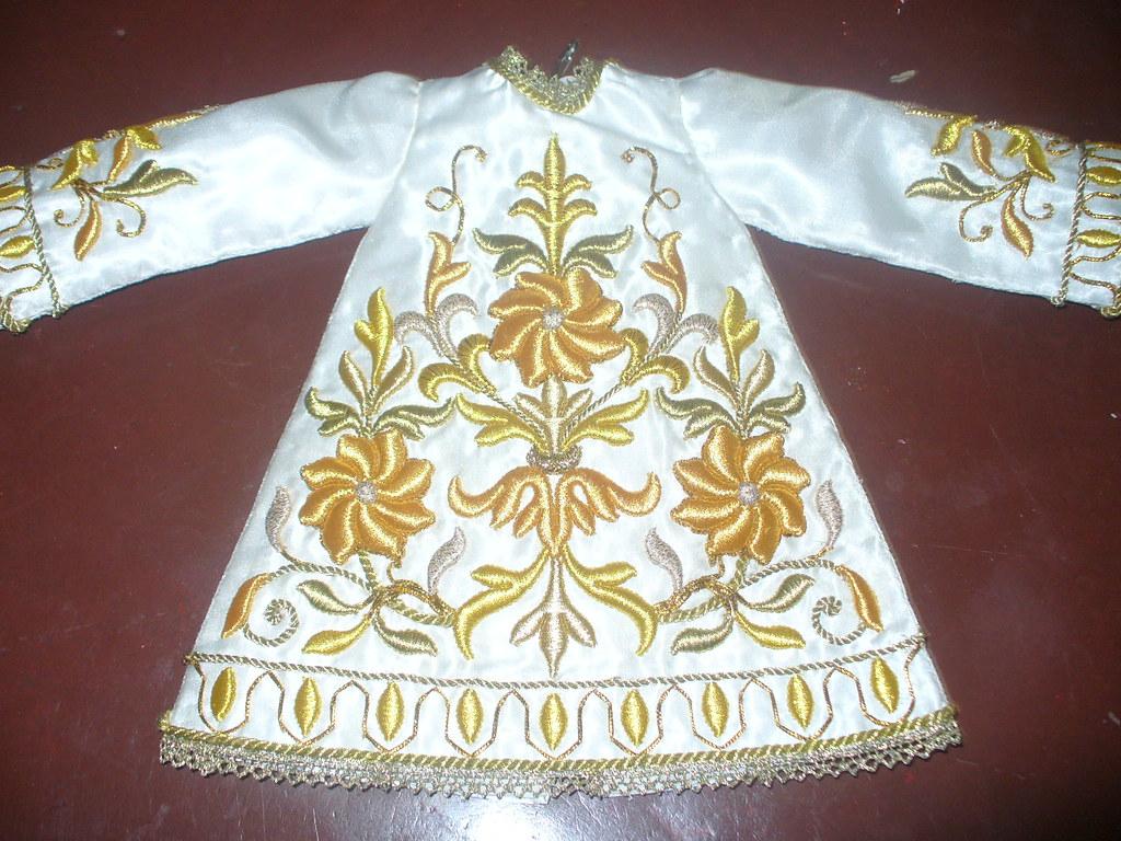 Dress Of Sto Nino Own By Discaya Family Cebu City
