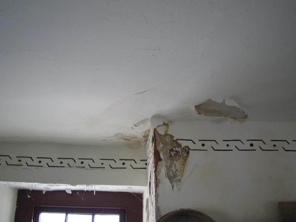 Hopewell Furnace Plaster Repair Workshop | Lisa Sasser | Flickr