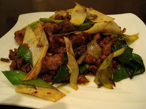 Chinese Food Cumin Lambrecipe