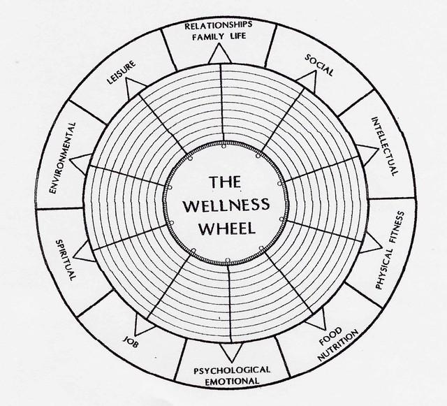 Wellness Wheel Flickr Photo Sharing