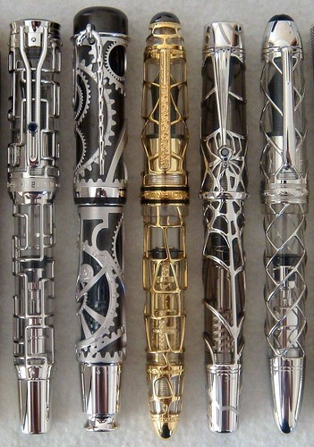 skeletons | by MONTBLANC PEN LOVER -ma0ca-