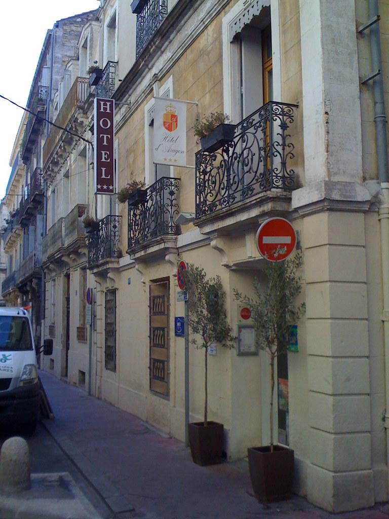 Hotel D Aragon Montpellier France