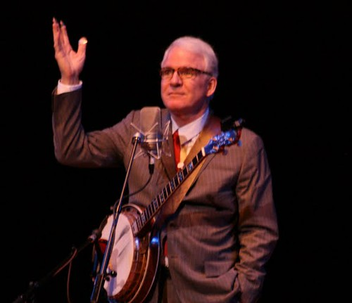 Steve Martin 4 | by Seattle Theatre Group