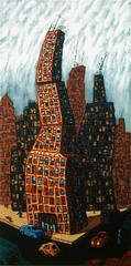 Windy City I, 1992 / Private Collection | by steveartist