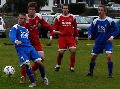 Trearddur Bay FC v Llandudno | by Teejac Sports
