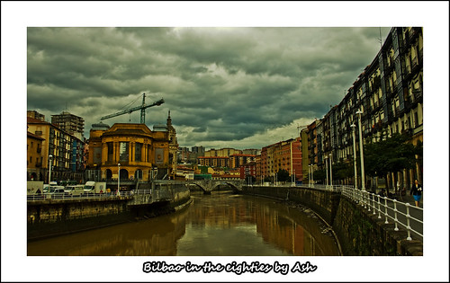 Back to the Past, Bilbao in the eighties / Bilbo en los Ochenta, una mirada al pasado | by Asi75er