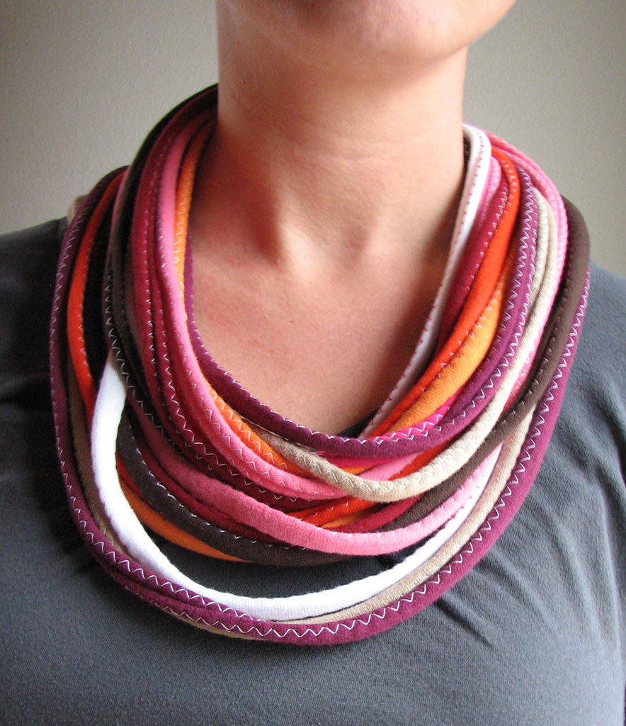 Scarf of Many Colors