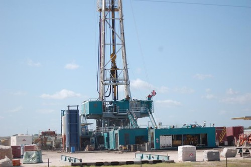 Fracking In Karnes County by Sean Paul Kelley on Flickr The Commons