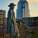 Stevie Ray Statue
