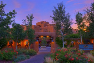 Luminaria Restaurant Santa Fe Menu