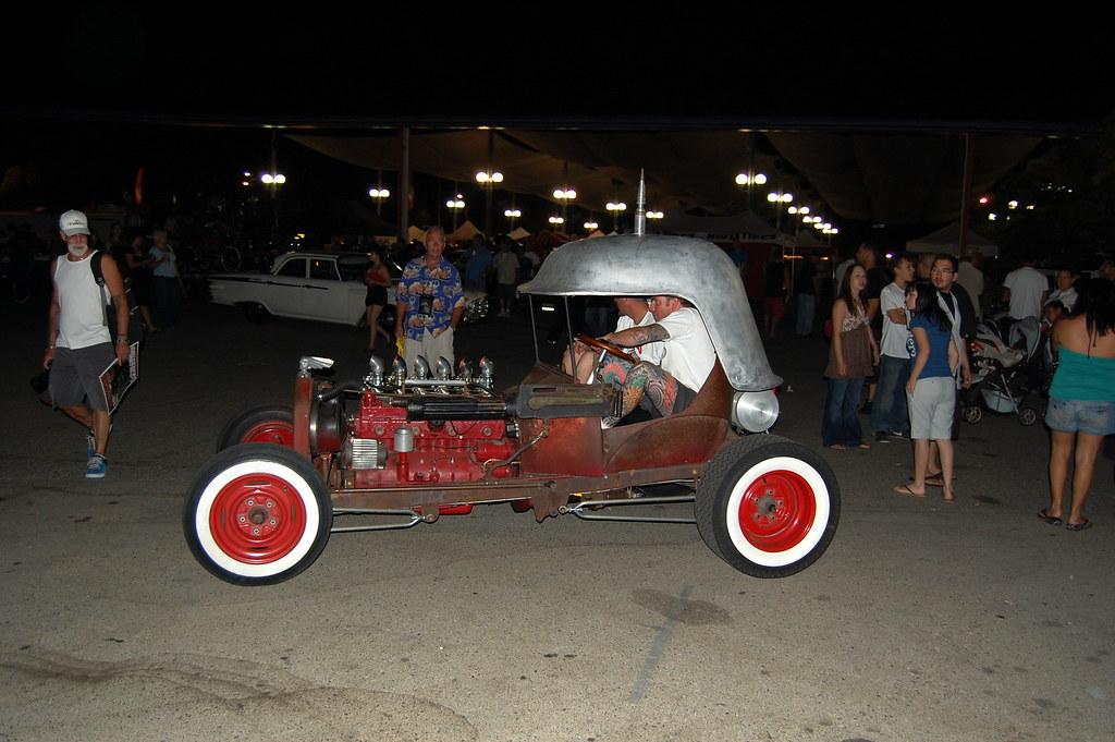 Midnight Mass Car Show