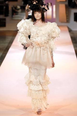 Wedding Dresses-Christian Lacroix Haute Couture | Winter ...