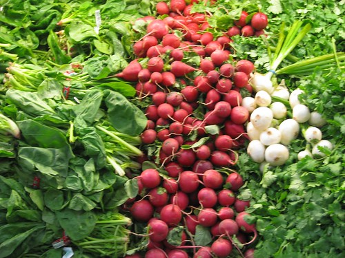 Radishes at the Grocery Store | by Cascadian Farm
