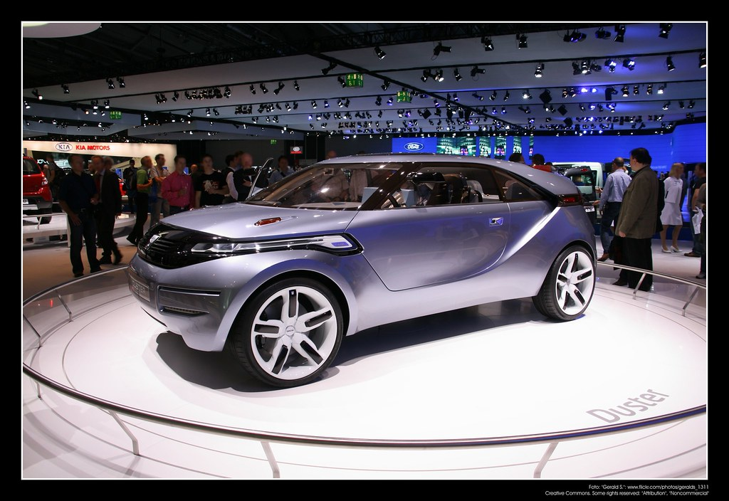2009 Dacia Duster Concept Car 03 Renault Design Central Flickr