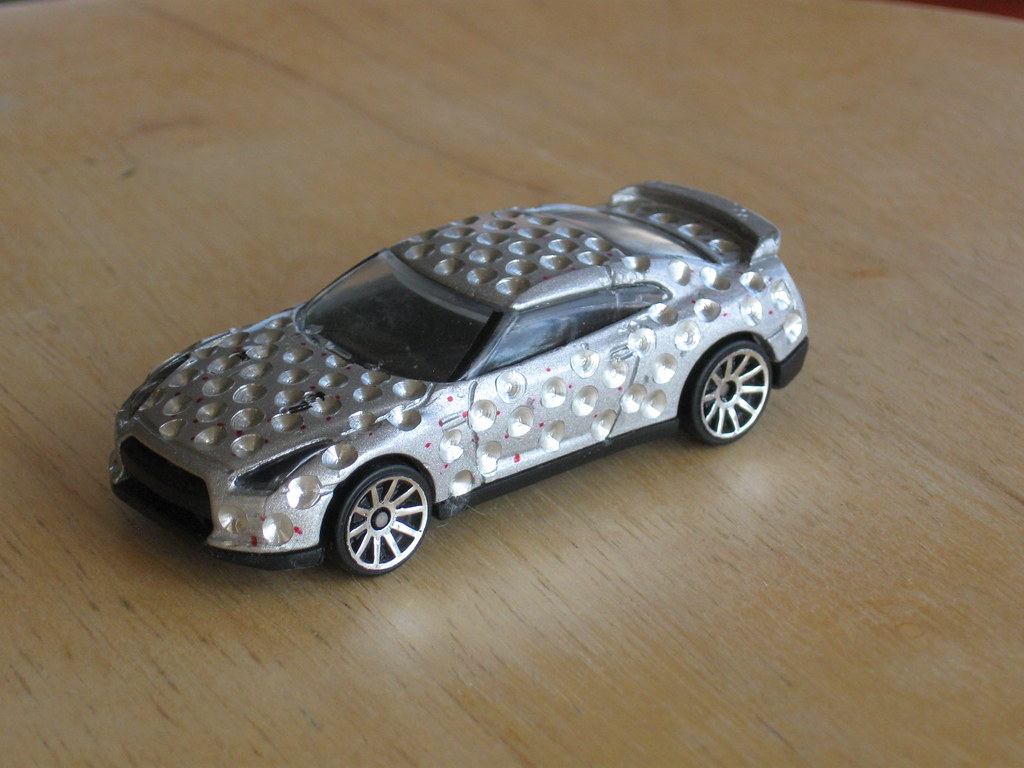 Mythbusters golf ball car Hot Wheels   There are 126 ...