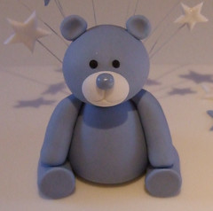 Blue Bear | by Fays cakes