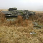 White Ridge Tor (higher outcrop)