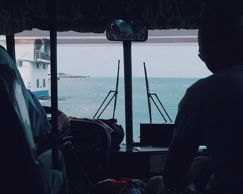 Davao City to Samal Island via Bus
