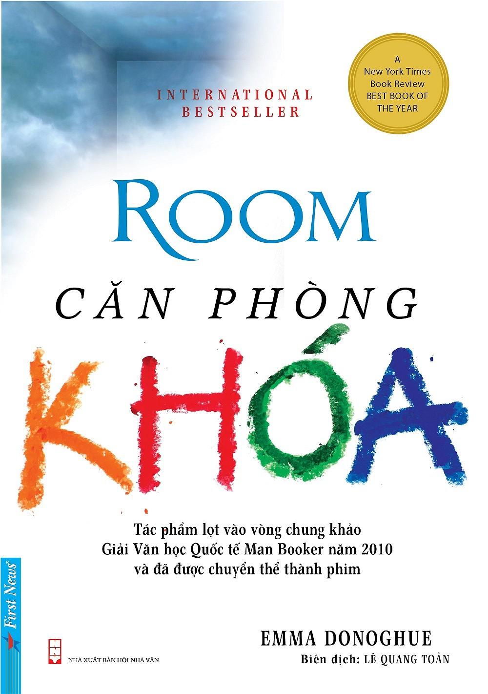 Căn Phòng Khóa (Best Book of The Year)