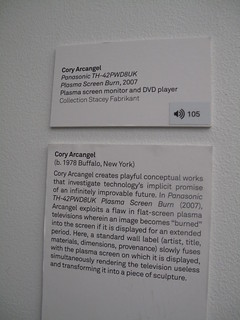 Corey Arcangel at New Museum | by qwertyfun