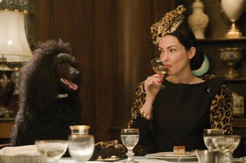 Julie Dreyfus Leopard Inglourious Basterds Perfect Perf Flickr