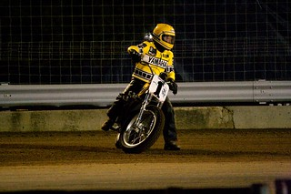 Kenny Roberts & the TZ750 at Indy Mile | by yakimushi