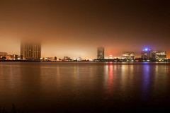 Emeryville across the water at night (46 of 365) | by Pye42