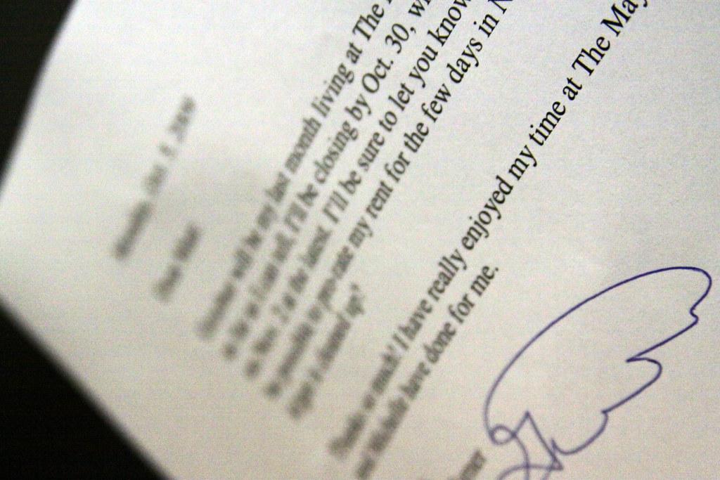 نموذج رسالة رسمية بالانجليزي تعلم الانجليزية