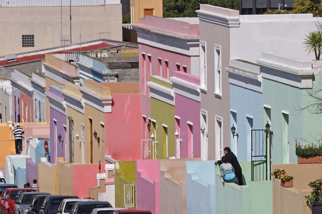 Bo-Kaap - Cape Town, S...