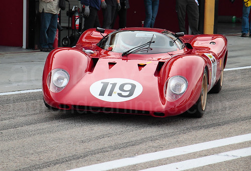 Ventura  >> Ferrari World finals Valencia- Ferrari 312 P (1969) | Flickr