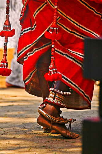 Theyyam at Kottayampovil The Back View of the performer ! | by Anoop Negi