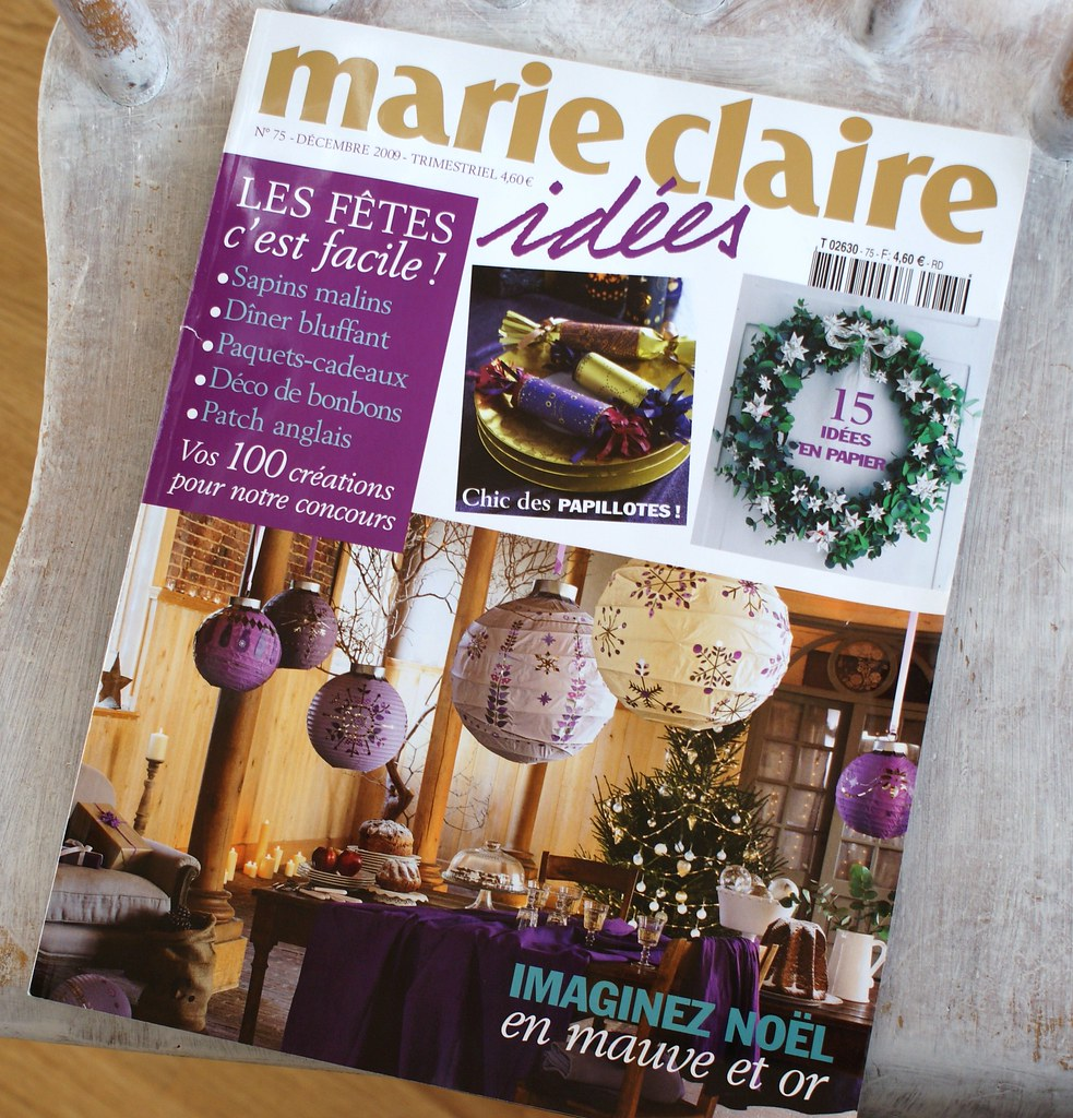 marie claire idees picture from marie claire idees magazin corry flickr. Black Bedroom Furniture Sets. Home Design Ideas