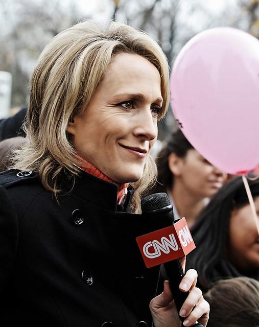 CNN Reporter Deborah Feyerick   Nov 26, 72nd St   Tatiana ...