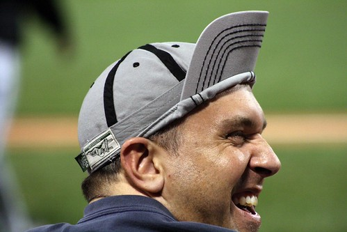 Rally Cap Dude's loving it | by ConfessionalPoet