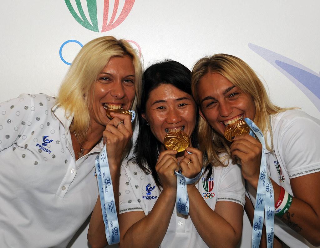 Le ragazze del tennis tavolo con freddy vincono l 39 oro flickr - Forum tennis tavolo toscano ...
